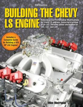HP Books - Building Chevy LS Engine Book