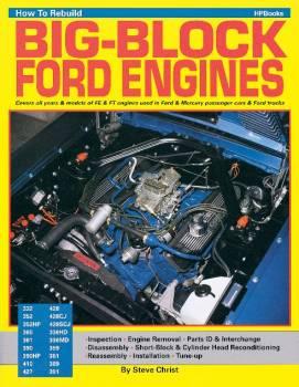 HP Books - Rebuild FE Ford