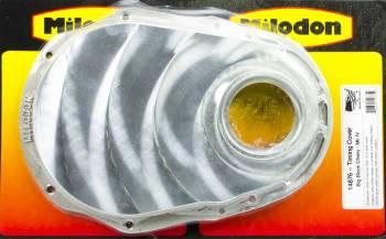 Milodon - Milodon BB Chevy Gen VI Aluminum Timing Cover