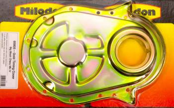 Milodon - Milodon BB Chevy Timing Cover - Gold