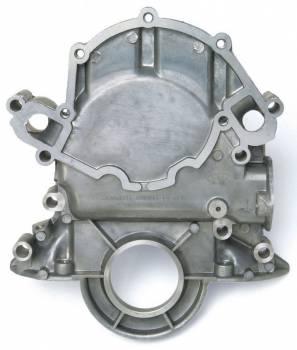 Edelbrock - Edelbrock Aluminum Timing Cover - 65-78 Ford 289-302