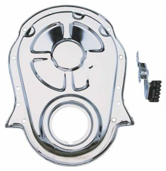 Trans-Dapt Performance - Trans-Dapt Timing Chain Cover w/ Tab