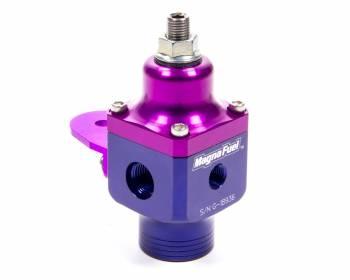 MagnaFuel - MagnaFuel 2-Port Fuel Regulator w/ #10 AN Inlet/#6 AN Outlets
