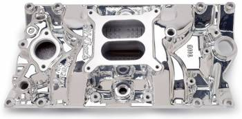 Edelbrock - Edelbrock Performer RPM Vortec Intake Manifold - Endurashine