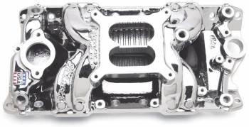 Edelbrock - Edelbrock RPM Air Gap Intake Manifold - Endurashine