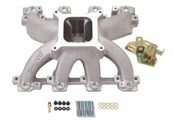 Edelbrock - Edelbrock Super Victor LS1 Intake Manifold - For Use w/ High-Output Competition Electronic Fuel Injection