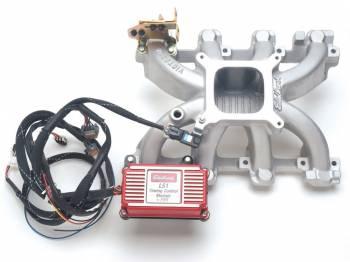 Edelbrock - Edelbrock Victor Jr. LS1 Intake Manifold - SB Chevy LS1 V8 Carbureted