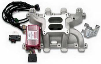 Edelbrock - Edelbrock Performer RPM LS1 Intake Manifold - Cast