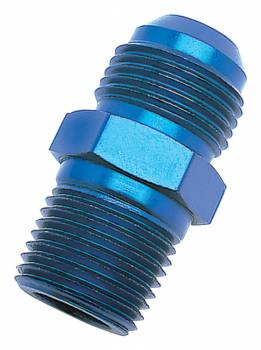 """Russell Performance Products - Russell #4 Male to 3/8"""" NPT Mal Straight Adapter"""