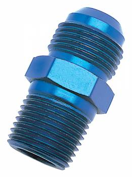 Russell Performance Products - Russell Adapter Fitting #6 Male to 1/2 NPT Male