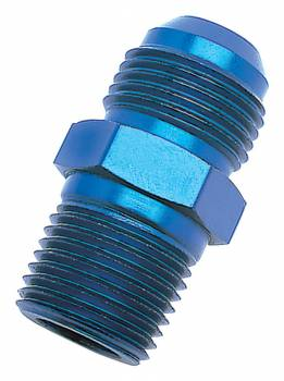 Russell Performance Products - Russell Adapter Fitting #6 Male to 1/4 NPT Male