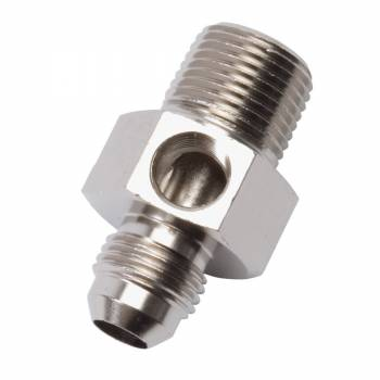 Russell Performance Products - Russell Endura Adapter Fitting - 3/8 NPT to #6