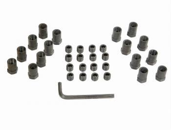 "Mr. Gasket - Mr. Gasket Ultra Seal Sure-Lock Rocker Arm Nuts - 7/16"" Stud"