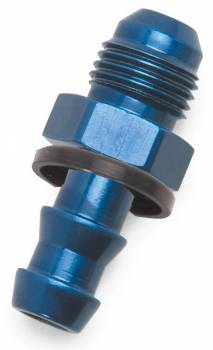 Russell Performance Products - Russell 1/2 Male Barb to Male -8 AN Fitting