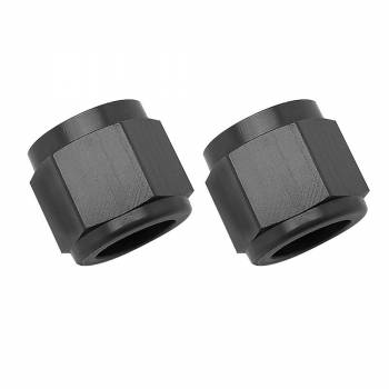 Russell Performance Products - Russell Pro Classic #8 Tube Nut 2 Pack