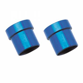Russell Performance Products - Russell #8 Aluminum Tube Sleeve (Pair)