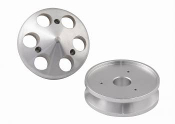 Mr. Gasket - Mr. Gasket Billet Style Aluminum Alternator Pulley Single Groove