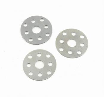 """Mr. Gasket - Mr. Gasket Water Pump Pulley Shim Kit - Includes Two 1/16 / One 1/8"""" Shim"""