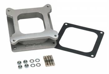 Edelbrock - Edelbrock Performer Series Carburetor Adapter - Standard-Flange