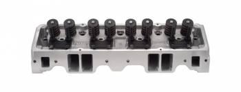 Edelbrock - Edelbrock E-Street Cylinder Head - SB Chevyw/ 64cc. Combustion Chamber