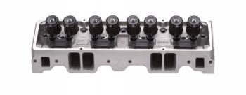 Edelbrock - Edelbrock E-210 Cylinder Head - SB Chevyw/ 64cc. Combustion