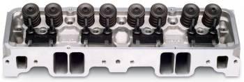 Edelbrock - Edelbrock Performer Cylinder Head - Chamber Size: 70cc