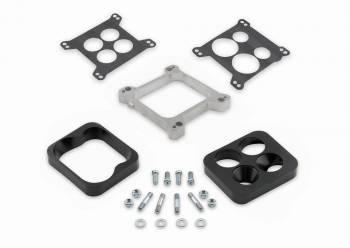 Mr. Gasket - Mr. Gasket Aluminum Carburetor Spacer Kit - Phenolic