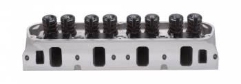 """Edelbrock - Edelbrock E-205 Cylinder Head - SB Ford w/ 2.08"""" Intake Valves"""