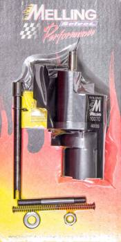 Melling Engine Parts - Melling BB Chevy Billet Aluminum Oil Pump