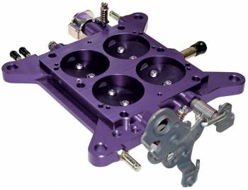 Proform Performance Parts - Proform Billet Throttle Base Plate - Vacuum Secondary