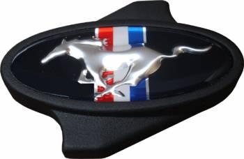 Proform Performance Parts - Proform Air Cleaner Center Nut - Ford Mustang Pony Emblem Fits 1/4-20 - Carburetor Studs