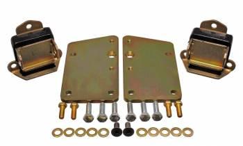 Energy Suspension - Energy Suspension GM LS Series Motor Mount Conversion Kit - Black