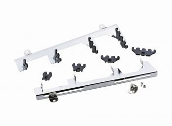 Mr. Gasket - Mr. Gasket Universal Spark Plug Wire Divider Brackets Length: 14.25""