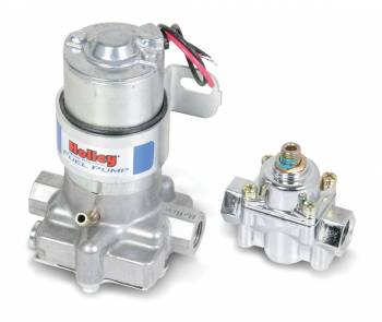 Holley Performance Products - Holley Electric Fuel Pump - 70 GPH