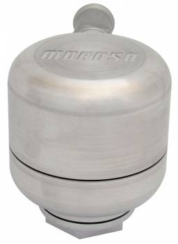 Moroso Performance Products - Moroso Aluminum Breather Positive Locking