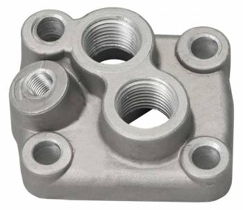 Trans-Dapt Performance - Trans-Dapt Oil Filter Bypass Adapter - Bolt-On