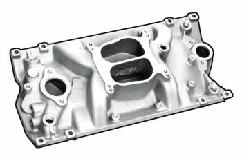 Professional Products - Professional Products Cyclone Intake Manifold - Idle to 5500 RPM Range