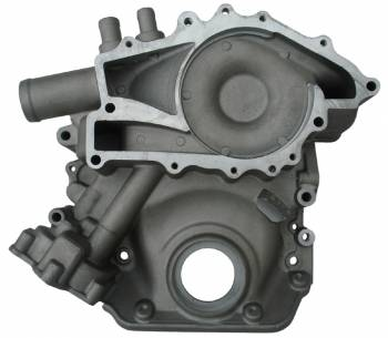 Proform Parts - Proform Timing Chain Cover - Front