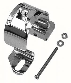 Trans-Dapt Performance - Trans-Dapt Ignition Coil Bracket - Chrome