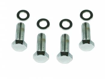 Mr. Gasket - Mr. Gasket Intake Bolt Kit - Chrome Plated