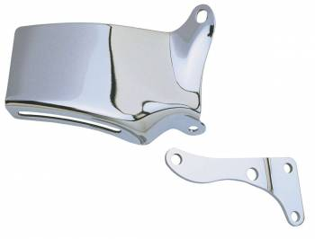Trans-Dapt Performance - Trans-Dapt Alternator Bracket - OEM Style Long Water Pump