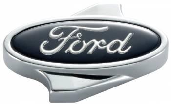 Proform Performance Parts - Proform Air Cleaner Center Nut - Ford Oval Emblem - Fits 1/4-20 Carburetor Studs