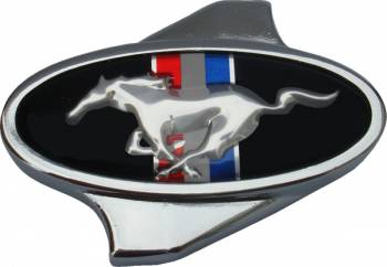 Proform Performance Parts - Proform Air Cleaner Center Nut - Ford Mustang Pony Emblem - Fits 1/4-20 Carburetor Studs