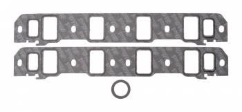"""Edelbrock - Edelbrock Intake Manifold Gasket Set - Port 1.28 x 2.1"""""""