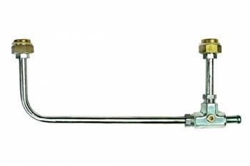 Professional Products - Professional Products Powerflow Carburetor Inlet Kit - Holley 4150 w/ 7/8-20 Threads