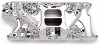 Edelbrock - Edelbrock Performer 289 Intake Manifold - Endurashine