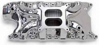 Edelbrock - Edelbrock Performer RPM 302 Intake Manifold - Endurashine