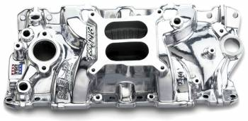 Edelbrock - Edelbrock Performer EPS Intake Manifold - Polished Finish