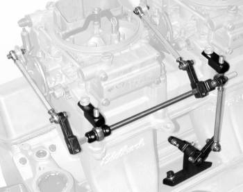 Edelbrock - Edelbrock Sidways Throttle Linkage