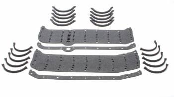 SCE Gaskets - SCE SB Chevy Oil Pan Gaskets - RH D/S Dyno Pak (10)